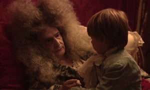 'A wig with the consistency of candyfloss': Jean-Pierre Léaud in The Death of Louis XIV