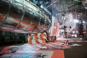 Lee Bul's Willing To Be Vulnerable