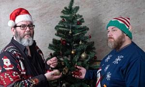 Yo ho ho … Aidan Moffat and RM Hubbert: Ghost Stories for Christmas