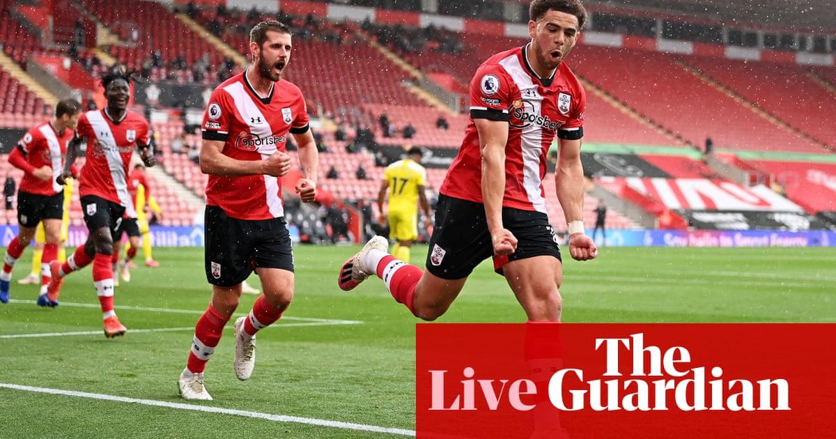 Rangers go unbeaten, Southampton v Fulham and more: clockwatch – live!
