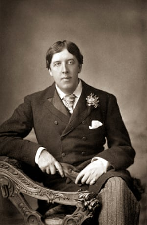 Oscar Wilde 1890.