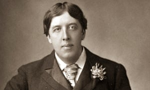 Oscar Wilde, Anglo-Irish writer, wit and playwright.