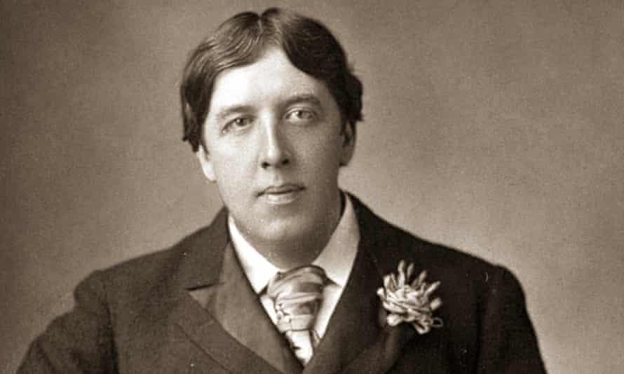 Oscar Wilde, Anglo-Irish writer, wit and playwright.