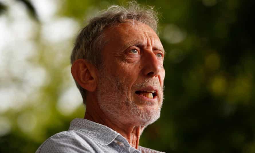 Michael Rosen in 2017.