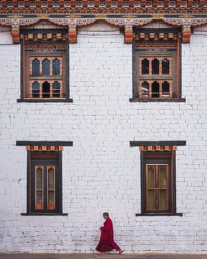 Holy men, Bhutan