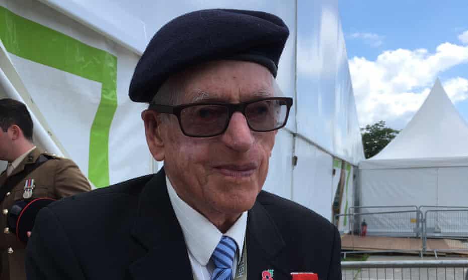 Douglas Russell, 97