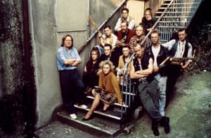 The Commitments, Alan Parker, Glen Hansard, Bronagh Gallagher, Angeline ball, Maria Doyle Kennedy, Andrew Strong, 1991