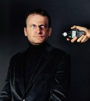 Esquire self-portrait, 2004.