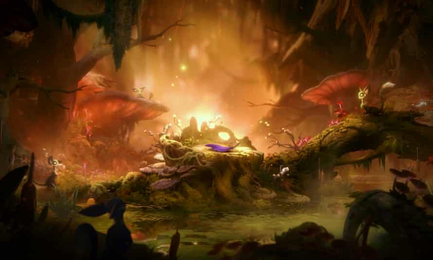 Ori and the Will of the Wisps by Moon Studios.