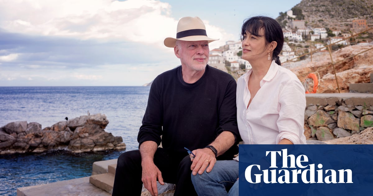 Polly Samson's playlist: 10 songs from my travels