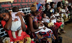 MDG Podcast : Rwanda health services : vaccination against malaria and pneumococcal disease