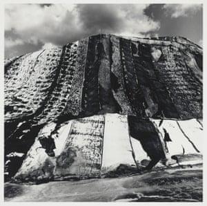 Salt Pile, 1971, Albert Fennar (1938-2018)