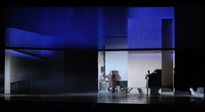 Scenes from an Execution. Stage design by Hildegard Bechtler