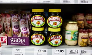 Tesco ran short on Marmite and household brands in price row with Unilever.