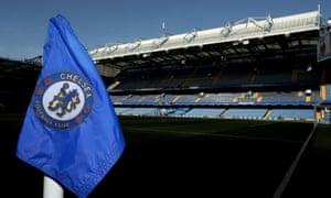 Chelsea football ground.