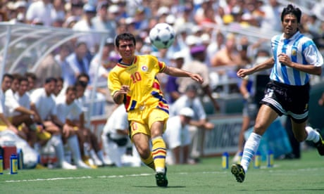4a628f776a1a3e How Gheorghe Hagi went from Real Madrid to Barcelona ... via Serie B