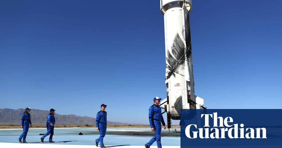 Prince William criticises space race and tourism's new frontier
