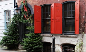 Experience Christmas from another era at the Dennis Severs' House