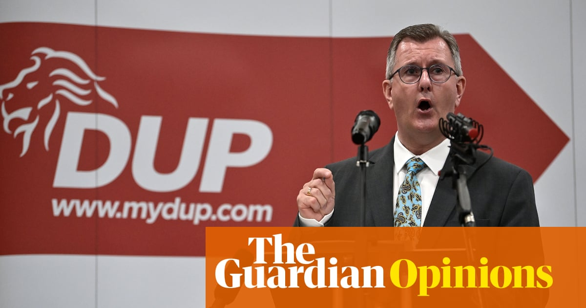 The Guardian view on the DUP's Brexit choice: save the protocol or save Stormont