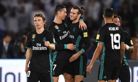 Gareth Bale's winner ensures Real Madrid reach Club World Cup final
