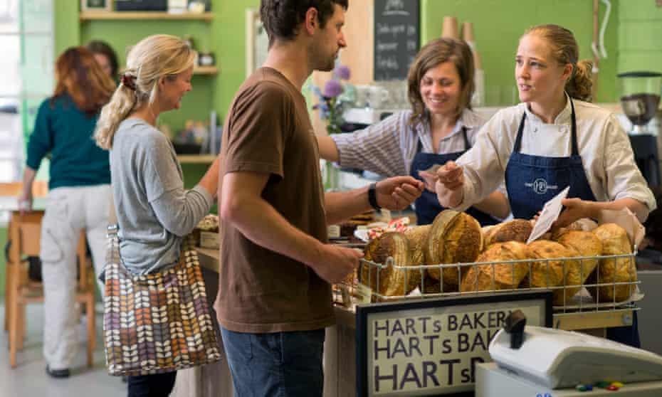 Hart's Bakery in Bristol.
