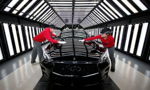 Nissan Luxury Brand >> Nissan To End Sunderland Production Of Luxury Infiniti Brand