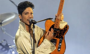 prince at the hop farm 2011