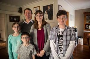 The Cartwright family