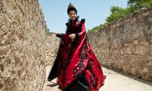 Fabulous in every sense … Salma Hayek in Tale of Tales