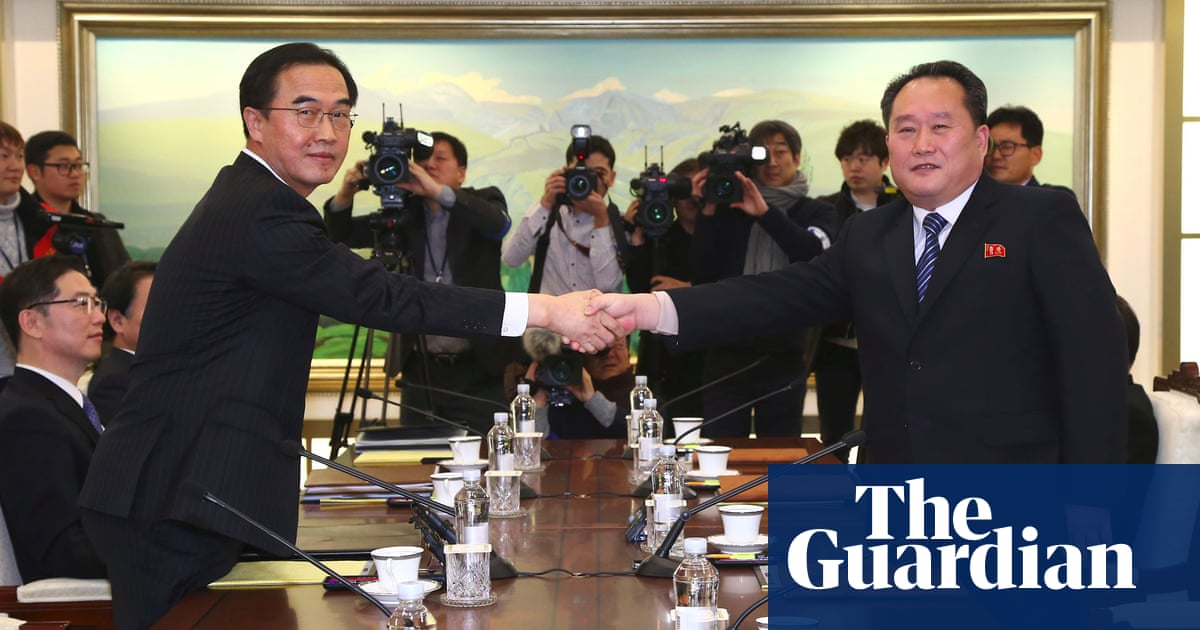 North Korea Agrees To Send Athletes To Winter Olympics After Talks