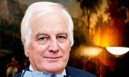 Australian Professor Ian Plimer, of the University of Adelaide,