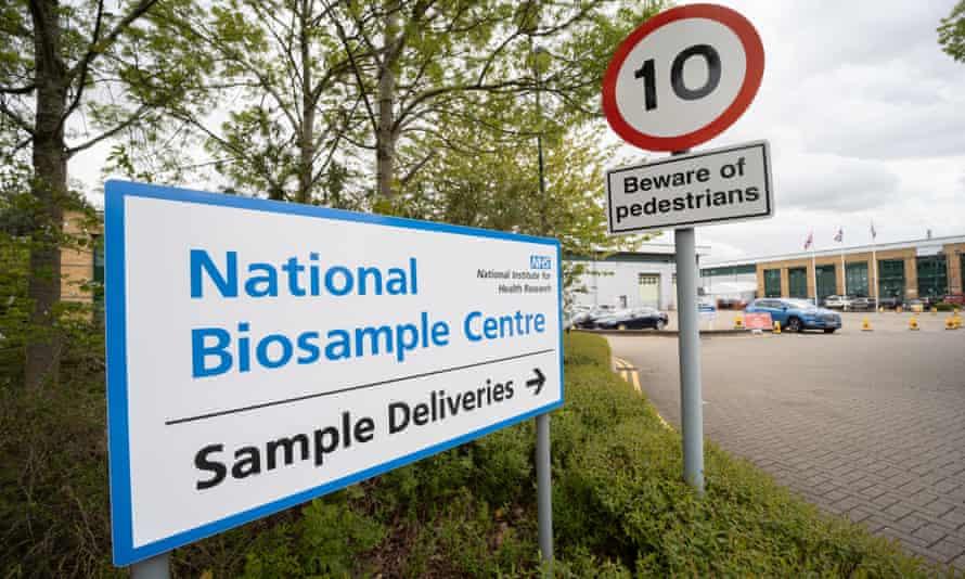 The Biocentre laboratories in Milton Keynes.