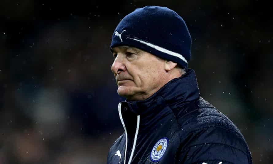 Claudio Ranieri has made changes to try to get a reaction from his Leicester City team who are struggling and short of confidence.