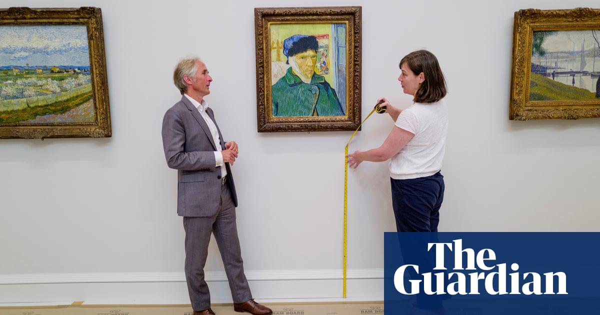Courtauld's art treasures return home for grand reopening