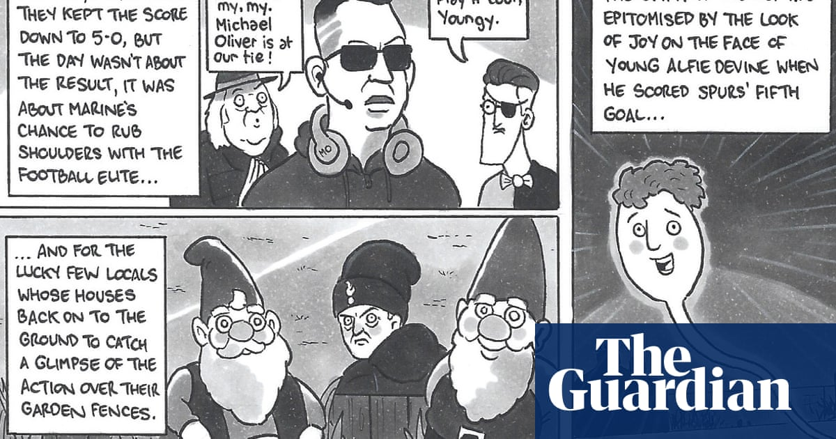 David Squires on … FA Cup upstarts rubbing shoulders with the football elite