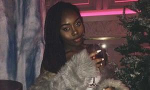 Demi Babalola, 19, says she and her friends enjoy kickbacks together.