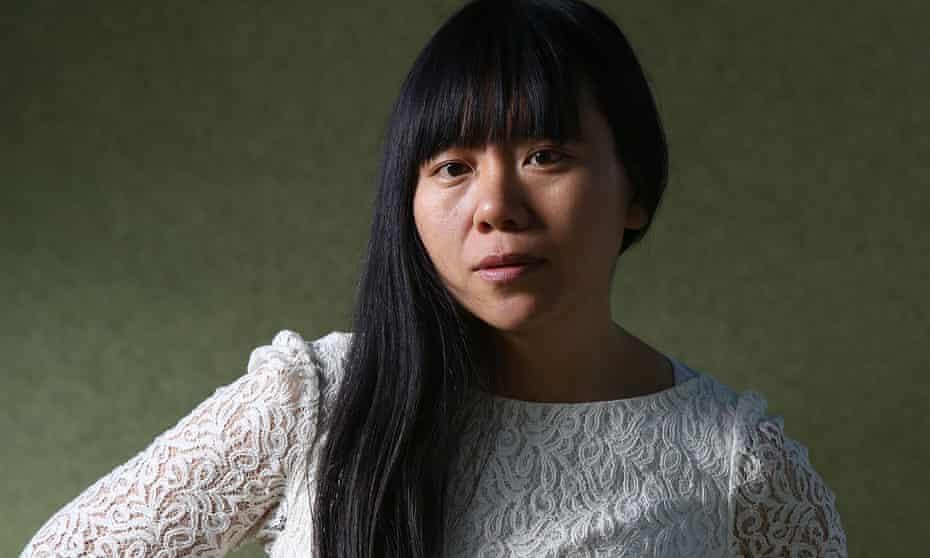 Xiaolu Guo, Chinese author