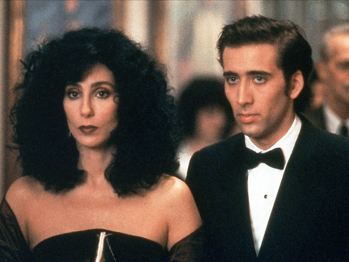 Moonstruck Cher S 1987 Classic Is Bizarre Hopelessly Romantic And Yet Somehow Entirely Plausible Culture The Guardian