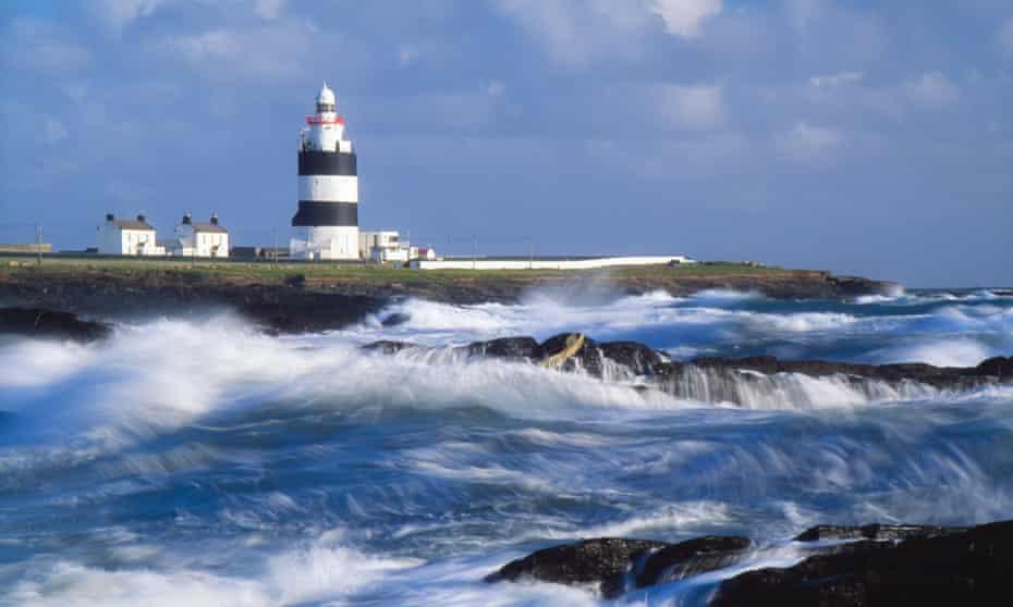 Hook Head, County Wexford, Ireland.