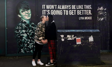 Lyra McKee's last article: 'We were meant to be the generation that reaped the spoils of peace'