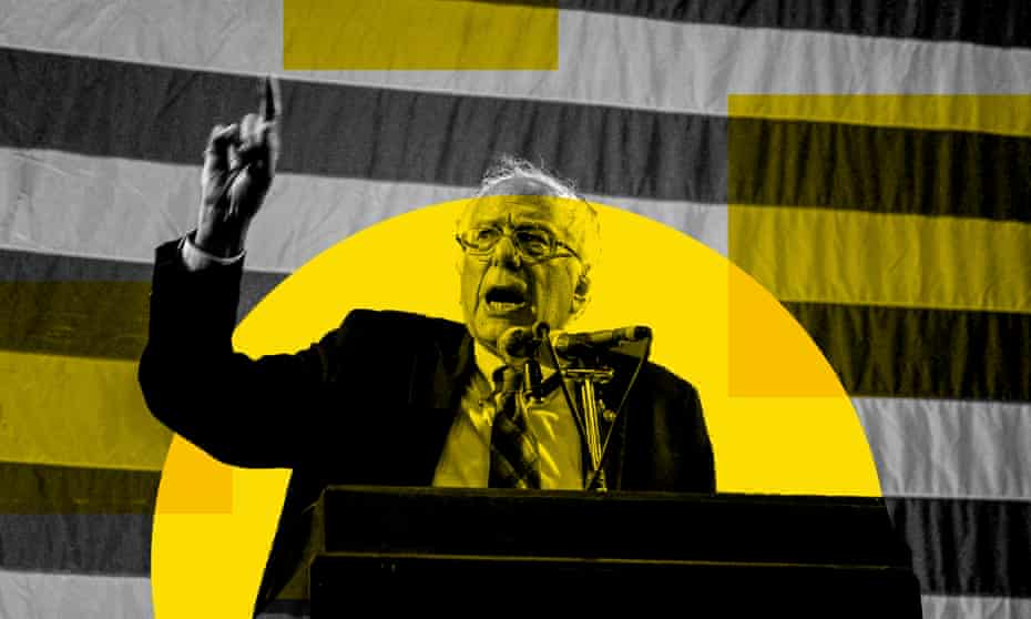 Bernie Sanders: 'The major issue of our time is the rapid movement toward international oligarchy in which a handful of billionaires own and control a significant part of the global economy.'