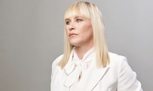 'My work is about being authentic': Patricia Arquette photographed in Soho hotel, London