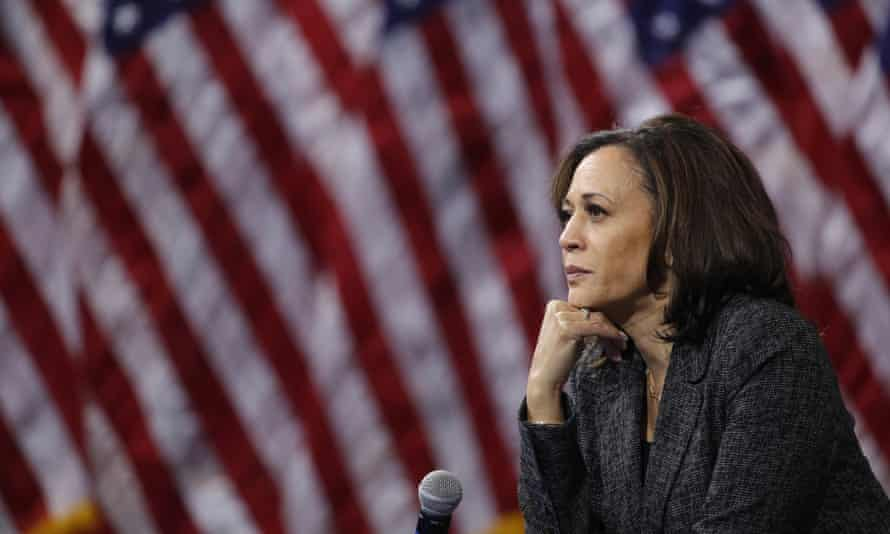 Kamala Harris remained close friends with Beau Biden.