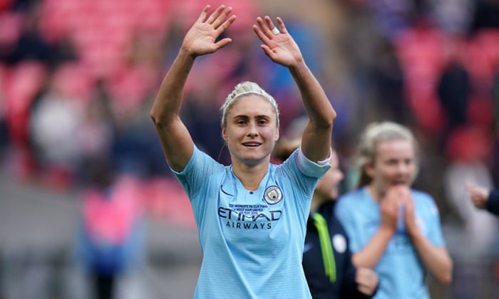 efdede6d181 Manchester City beat West Ham 3-0 to win Women s FA Cup final – as it  happened!