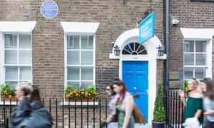 The Marie Stopes house, London