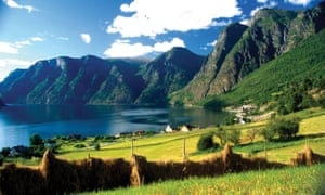 Sognefjord, Norway.
