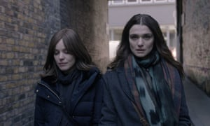 'Rachel Weisz, Rachel McAdams and Alessandro Nivola are at the top of their game' ... Disobedience.
