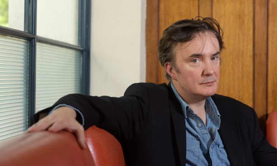 Dylan Moran in 2018.