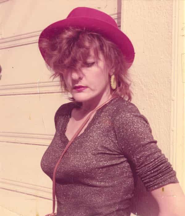 Miss Mercy in 1981.