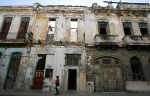 Cuba for sale havana is now the big cake and everyone is a street in central havana in 2007 before the latest spate of restoration sciox Image collections